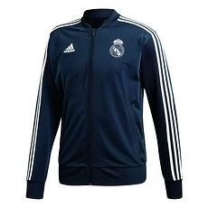 Adidas Real Madrid Trainingsjacke Blau