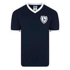 Scoredraw Tottenham Hotspur Retro Trikot Away 1962