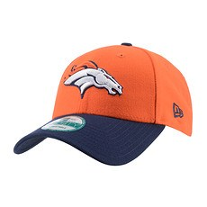 New Era Denver Broncos Cap The League orange/blau