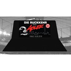 """Eintracht Frankfurt Fischerhut """"Rückkehrer"""" Pokalfinale 2018"""