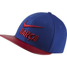 Nike FC Barcelona Cap BARCA Blau/Rot