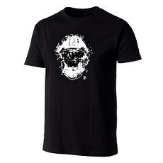 PICK SIX T-Shirt HELMET FRAGMENTS Schwarz