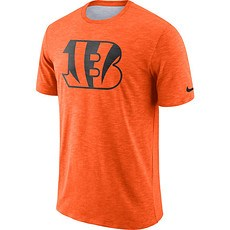 Nike Cincinnati Bengals T-Shirt SLUB 2018/2019 Orange