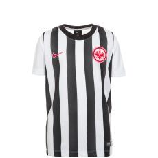 Nike Eintracht Frankfurt Trainingsshirt Dry Supporters Kinder weiß/schwarz/rot