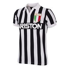 Copa Juventus Turin 1984/85 Short Sleeve Retro Shirt