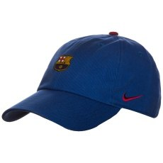 Nike FC Barcelona Cap Logo Blau