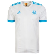 Adidas Olympique Marseille Trikot 2017/2018 Heim