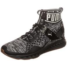 Puma Sneaker Ignite evoKNIT Hypernature schwarz / weiß