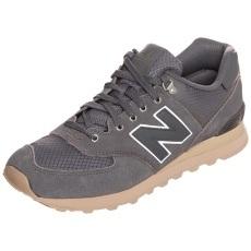 New Balance Sneaker ML574-PKQ-D grau