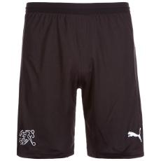 Puma Schweiz Shorts WM 2018 schwarz