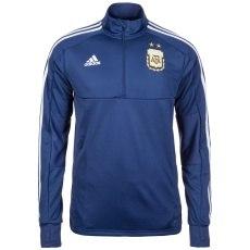 Adidas Argentinien Trainingsshirt WM 2018 lila/weiß