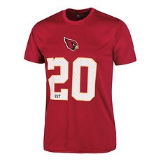 New Era Arizona Cardinals T-Shirt Supporters rot