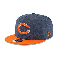 New Era Chicago Bears Cap 9FIFTY Sideline blau