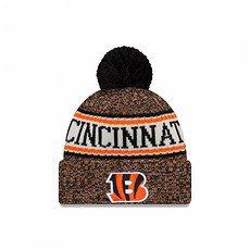 New Era Cincinnati Bengals Bommelmütze Sport orange