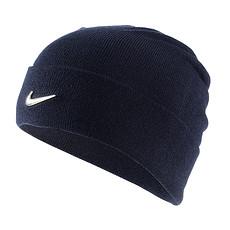 Nike Beanie Swoosh Blau