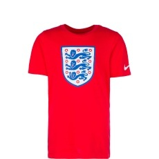 Nike England T-Shirt Football Kinder Rot