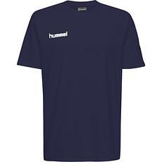 hummel T-Shirt Go Cotton marine