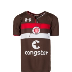 Under Armour FC St. Pauli Trikot 2018/2019 Kinder Heim