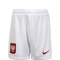 Nike Polen Shorts WM 2018 Kinder weiß/rot