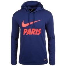 Nike Paris Saint-Germain Hoodie Blau/Rot