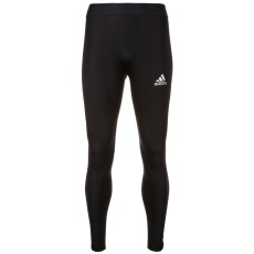 Adidas Long Tight Alphaskin CLIMALITE Schwarz