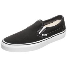 Vans Sneaker Classic Slip-On schwarz/weiß