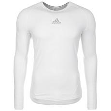 Adidas Trainingsshirt AlphaSkin Sport weiß