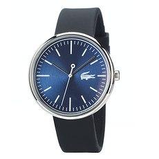 LACOSTE Herrenuhr Orbital Silber/Blau