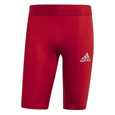 Adidas Short Tight Alphaskin CLIMALITE Rot
