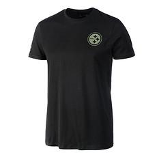 New Era Pittsburgh Steelers T-Shirt Camo Collection schwarz