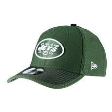 New Era New York Jets Cap Sideline 39Thirty Dots grün