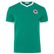 DFB Deutschland Retro Trikot Auswärts 1974 grün