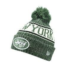 New Era New York Jets Bommelmütze Sport grün