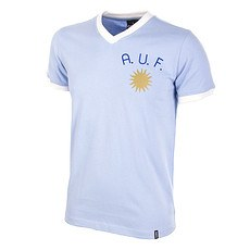 Copa Uruguay 1970's Short Sleeve Retro Shirt
