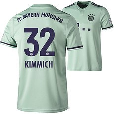 Adidas FC Bayern München Auswärts Trikot 2018/2019 KIMMICH
