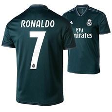 Adidas Real Madrid Auswärts Trikot RONALDO 2018/2019 Kinder