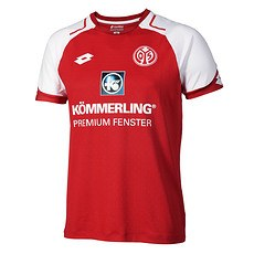 Lotto FSV Mainz 05 Trikot 2017/2018 Kinder Heim