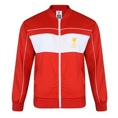 Scoredraw FC Liverpool Retro Trainingsjacke 1982
