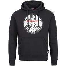 Eintracht Frankfurt Hoodie 1980 schwarz