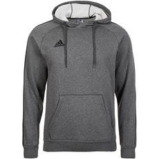Adidas Hoodie Core 18 Dunkelgrau