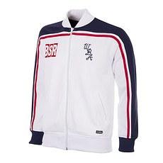 Copa West Bromwich Albion 1982/83 Retro Jacke