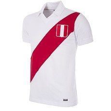Copa Peru 1970 Short Sleeve Retro Shirt