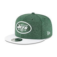 New Era New York Jets Cap 9FIFTY Sideline grün