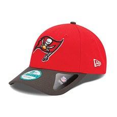 New Era Tampa Bay Buccaneers Cap The League Team rot/schwarz