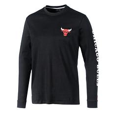 New Era Chicago Bulls Sweatshirt Team schwarz