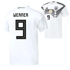 Adidas Deutschland Trikot Heim WM 2018 WERNER