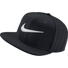 Nike Cap Swoosh Pro schwarz
