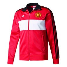 Adidas Manchester United Track Top Block