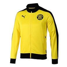 Puma Borussia Dortmund Trackjacke gelb