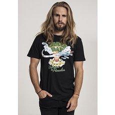 MERCHCODE T-Shirt Green Day Paradise schwarz
